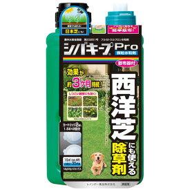 除草剤 芝 雑草 シバキープPro顆粒水和剤 1.8g(散布器付き) レインボー薬品