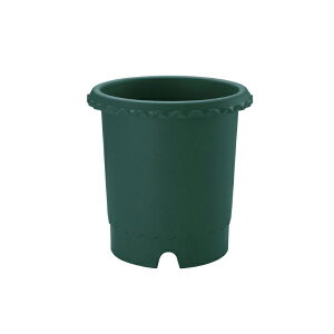 鉢 プラスチック バラ バラ鉢 12号 ダークグリーン リッチェル