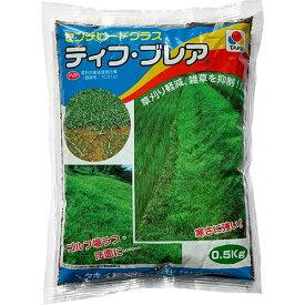 タキイ種苗 芝種 センチピードグラス ティフ・ブレア 500g