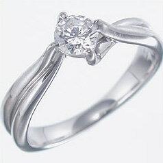 婚約指輪【エンゲージ】ダイヤモンドリング0.311ctExcellentカットハート&キューピットVS2クラスDカラー1-1895-3