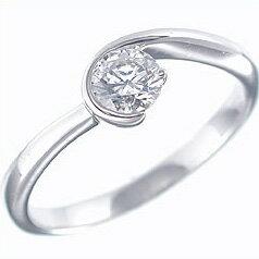 婚約指輪【エンゲージ】ダイヤモンドリング0.311ctExcellentカットハート&キューピットVS2クラスDカラー1-1949-3