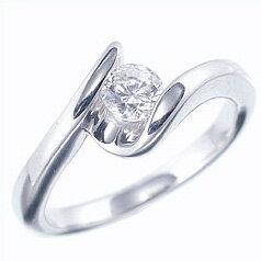 婚約指輪【エンゲージ】ダイヤモンドリング0.311ctExcellentカットハート&キューピットVS2クラスDカラー11-1043-3
