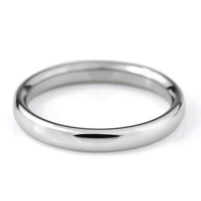 チタン結婚指輪(マリッジリング)プラチナイオンプレーティング加工商品【送料無料】【楽ギフ_包装】(e-宝石屋)ジュエリー通販ギフト刻印無料(文字彫り)絆jbcb【RCP】刻印無料