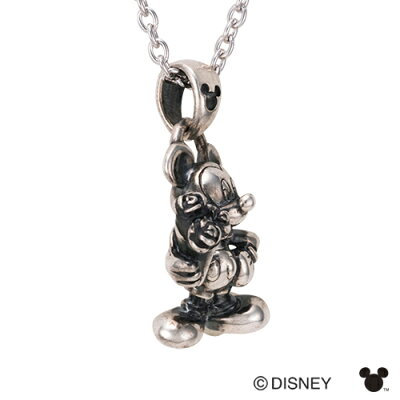 【whitecloverDisneySeries】ディズニー/ミッキーマウス/ネックレス&オリジナルBOXDI003M