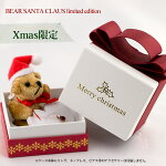 クリスマスサンタクロースベアーくまちゃんクリスマスボックス(e-宝石屋)ジュエリー通販ギフト絆jbcj