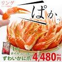 ボイルずわいカニ爪1kg 切れ込み入りで便利。さんぼしのズワイ 蟹!カニ!(3L 26/30)【あす楽対応】