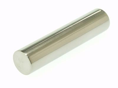 印鑑 はんこ チタン TITAN 鏡面チタン印鑑 銀行印13.5mm丸 ケースなし ミラータイプ【楽ギフ_包装】【RCP】