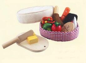 【クーポン配布中】 手作りおべんとう エド・インター 知育玩具 知育グッズ 教育玩具 木製 木のおもちゃ 布のおもちゃ おままごと お料理 お弁当箱 卵焼き 包丁 まな板 マジックテープ 楽天