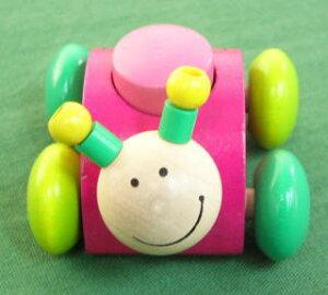 【クーポン配布中】 ブーブーロリーナ SE1434 車のおもちゃ 木のおもちゃ Selecta セレクタ ドイツ ベビー用 赤ちゃん ベビー 出産祝い おもちゃ 出産 御祝 楽天