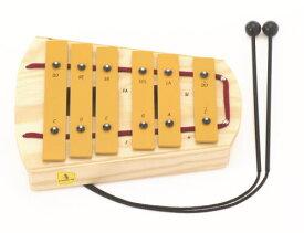 【クーポン配布中】スタジオ STUDIO ペンタグロッケン ガイドブック付 STAG500 キッズ 楽器 玩具 知育玩具 木のおもちゃ 【送料無料】 楽天