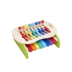 【クーポン配布中】 森のメロディーメーカー エドインター 楽器おもちゃ 誕生日プレゼント ミルキートイ 知育玩具 鍵盤 シロフォン 木のおもちゃ 木製 玩具 知育 音楽 楽器 楽天