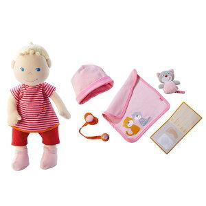 【クーポン配布中】 ソフト人形・ベビージュリーちゃん HA303724 Doll 布製 人形 ままごと ごっこ 女の子 布のおもちゃ 玩具 知育 楽天