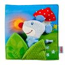 【クーポン配布中】 クロースブック・おやすみ HA304211 布絵本 布のおもちゃ HABA ハバ ドイツ 赤ちゃん ベビー 出産…