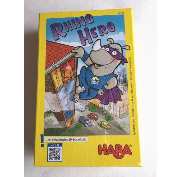 カードゲーム ★キャプテン・リノ★ 【HABA (ハバ) 社 ドイツ】【ゲーム】【玩具】【おもちゃ】 楽天