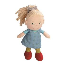 【クーポン配布中】缶入りドール おすましミレ HA5738 Doll 布製 人形 ままごと ごっこ 女の子 布のおもちゃ 玩具 知育 楽天