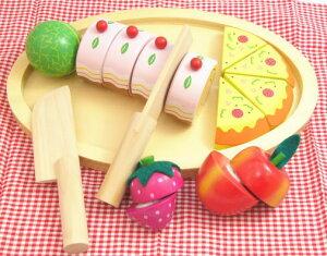 【クーポン配布中】ままごとランチパーティ 【森の遊び道具シリーズ】知育玩具 知育グッズ 教育玩具 木のおもちゃ ままごと ごっこ 女の子 お誕生祝 パーティ エドインター 楽天