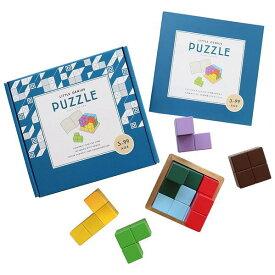 【クーポン配布中】 Little Genius PUZZLE-パズル- エドインター 木のおもちゃ 家あそび 積木 積み木 つみき ブロック パズル 知育玩具 認知予防 知育 玩具 楽天