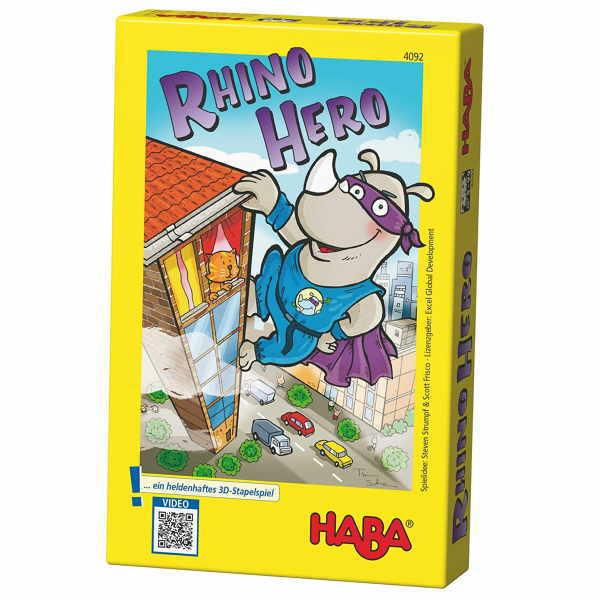 【今だけ!ミニタオルプレゼントさらにクーポン3%OFF】キャプテン・リノ カードゲーム バランスゲーム パーティゲーム HABA ハバ社 ドイツ ゲーム 玩具 おもちゃ 楽天