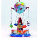 【ディズニーDVDプレゼントさらにクーポン5%OFF】 ヴィレスコのぜんまい仕掛けのブリキの玩具 ヴィレスコ ゴンドラ …