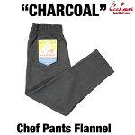COOKMANクックマンシェフパンツCHEFPANTS【FlannelCharcoal】(クックマン)(シェフパンツ)