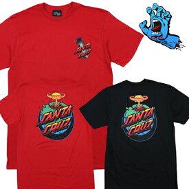 SANTA CRUZ Tシャツ Doom Dot サンタクルーズ
