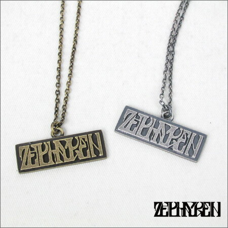Zephyren ネックレス VISIONALY METAL NECKLACE 2色 (ゼファレン)(アクセサリー)