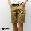 Hurley ショーツ DRI FIT 84SLIM TWILL CBKH(ベージュ)  (ハーレー)(HURLEY)  (ハーフパンツ)(MWS0003100)