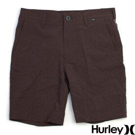 Hurley ショーツ  DRI-FIT CHINO (REGULAR-FIT) 19inch  21M(ワイン)  (ハーレー)(HURLEY)  (ハーフパンツ)(MWS000376S7)