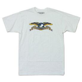 ANTI HERO Tシャツ 白  EAGLE WHITE