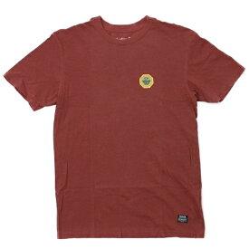【SALE】Hurley Tシャツ   PENDLTON YELWSTONE 825(赤茶)   (ハーレー) (AQ1766)