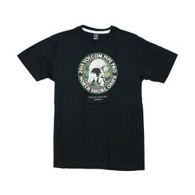 VOLCOM Tシャツ VPP LOGO 黒 (ヴォルコム)