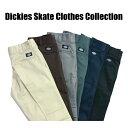 Dickies ワークパンツ 67コレクション TWILL WORK PANT SLIM FITSTRAIGHT LEG (WP894DS)6色
