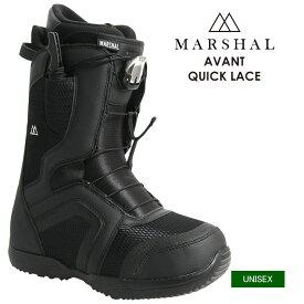 MARSHAL マーシャル AVANT QUICK LACE アバント クイックレース スノーボード ブーツ メンズ レディース【スノータウン】