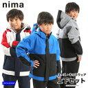 20-21 2021 nima ニーマ スノーボード スキー ウェア 上下セット JR-1107ジュニアBOYS ジャケット パンツ キッズ ジュ…