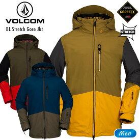 ボルコム ウェア VOLCOM 2021 20-21 BL STRETCH GORE JACKET BLストレッチゴアテックスジャケット スノーボード スノーウェア スノボ【JSBCスノータウン】