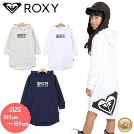 19-20 2020 ROXY ロキシーMINI JIVY DRESS ワンピース 一枚でコーデ完成 フード ガールズ レディース キッズ ジュニア 子供【JSBCスノータウン】