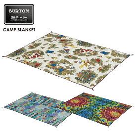 18-19 2019 BURTON バートン Camp Blanket キャンプブランケット レジャーシート キャンプ アウトドア【JSBCスノータウン】