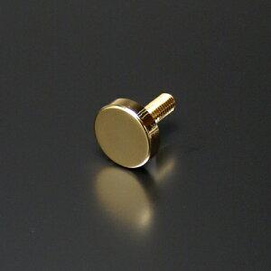 化粧ビス(真鍮製) フラットタイプ EPS-N30D-20 ゴールド