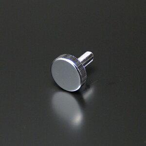 化粧ビス(真鍮製) ローレットタイプ EPS-N25R-27 クローム