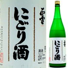 正雪にごり酒1.8L(活性にごり生酒)