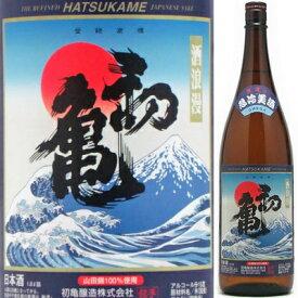 初亀 急冷美酒 OMEGA 1.8L