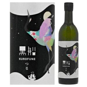 黒船「つる」ワイン樽熟成 特別純米原酒 720ml