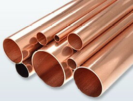 コベルコマテリアル なまし銅管(銅コイル管) 8mm×1mm×8m