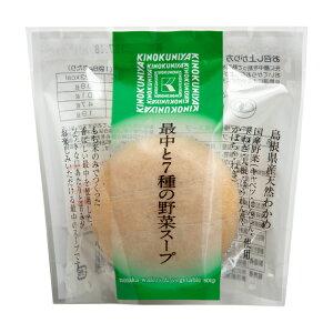 【紀ノ国屋】最中と7種の野菜スープ
