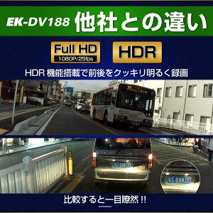 EK-DV188GPS「他社との違いHDR」