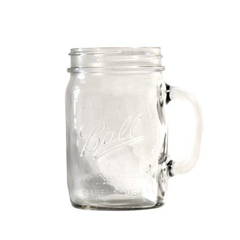 \在庫処分価格/BALL社 メイソンジャー 16oz レギュラー DRINKING MUG BL-16001【D】 【メイソンジャー インテリア 小物入れ 花瓶 オシャレ インテリア 480ml タンブラー】