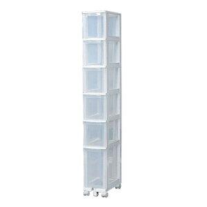 キッチンチェスト幅20×奥行41×高さ150.4cm送料無料051キッチン隙間収納棚調味料ラック台所ラックスリム小物幅20cm組立不要白ホワイトすき間