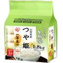 ☆アイリスの生鮮米!☆ 山形県産 つや姫 1.8kg