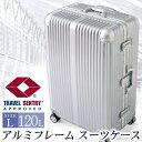 アルミ+PCスーツケース Lサイズ送料無料 キャリーバッグ キャリーバッグ スーツケース 旅行鞄 アルミタイプ Lサイズ 旅行 出張 キャリーバッグ旅行鞄 キャリーバッグLサイズ キャリーバッグ旅行鞄 旅行鞄キャリーバッグ 【O】
