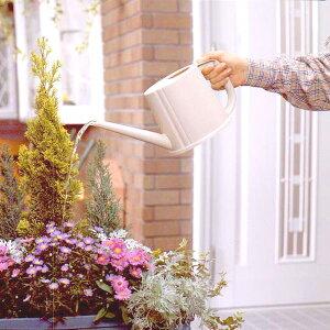 インテリアピッチャー IP-15じょうろ 園芸 ガーデニング 栽培 庭 屋外 ジョーロ 上呂 オフホワイト アイリスオーヤマ